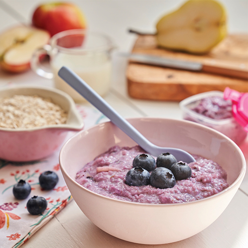 Foods to Encourage a Better Night's Sleep for your Weaning Infant