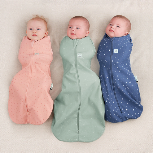 How to safely swaddle your baby for sleep