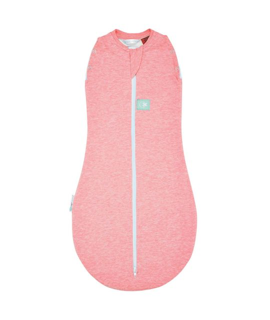 ergoPouch Cocoon Swaddle Bag 1.0 TOG Rhubarb